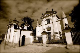 Kościół św. Antoniego i Piotra w Węgrowie photo by Paweł Witan