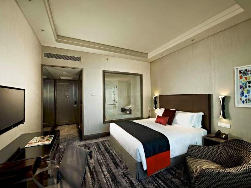 新加坡卡爾頓城市酒店Delux room