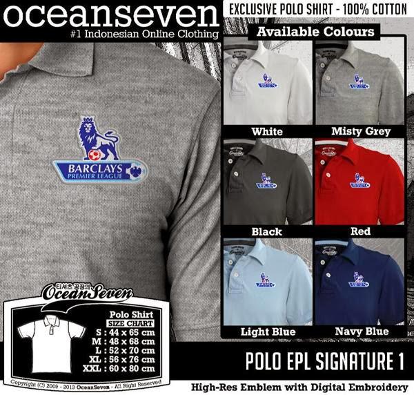 POLO EPL Signature distro ocean seven
