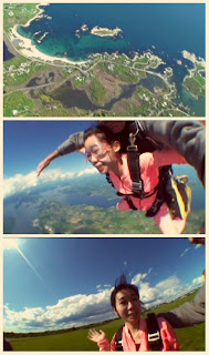 ServicefromHeart bucket list 350 ideas skydiving sky dive