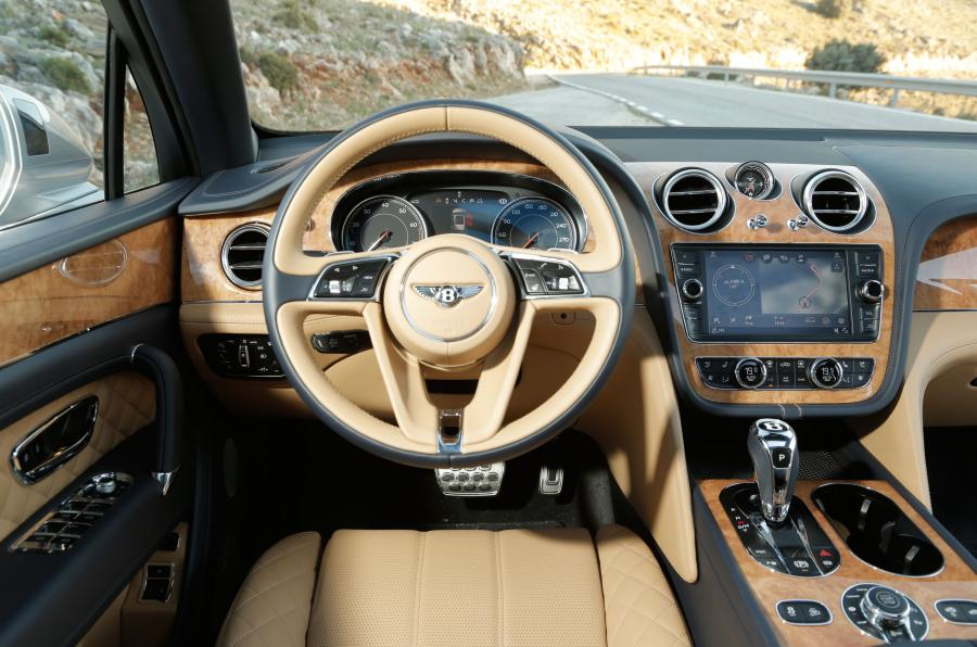 2016 new bentley bentagya suv review specs price interior engine features Car Price Concept