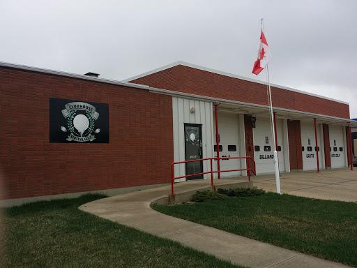 The Clubhouse Virtual Golf, 5025 51 St, Camrose, AB T4V 1S6, Canada, Golf Club, state Alberta