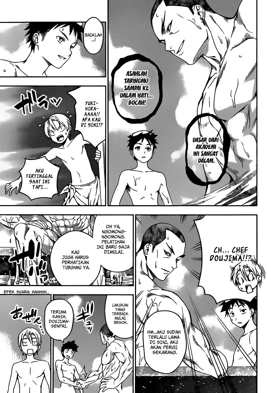 Shokugeki no Souma Chapter 20-11