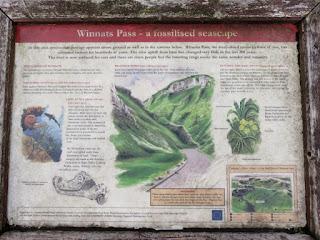 Winnats Pass - A Fossilised Seascape