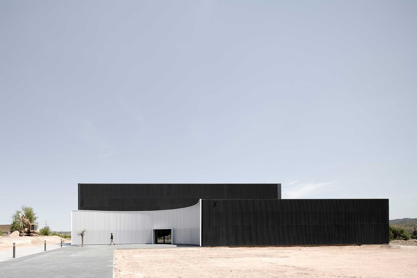 The Museum of Energy by Arquitecturia