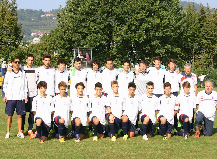 Allievi Elite poker all'Este, 4-1