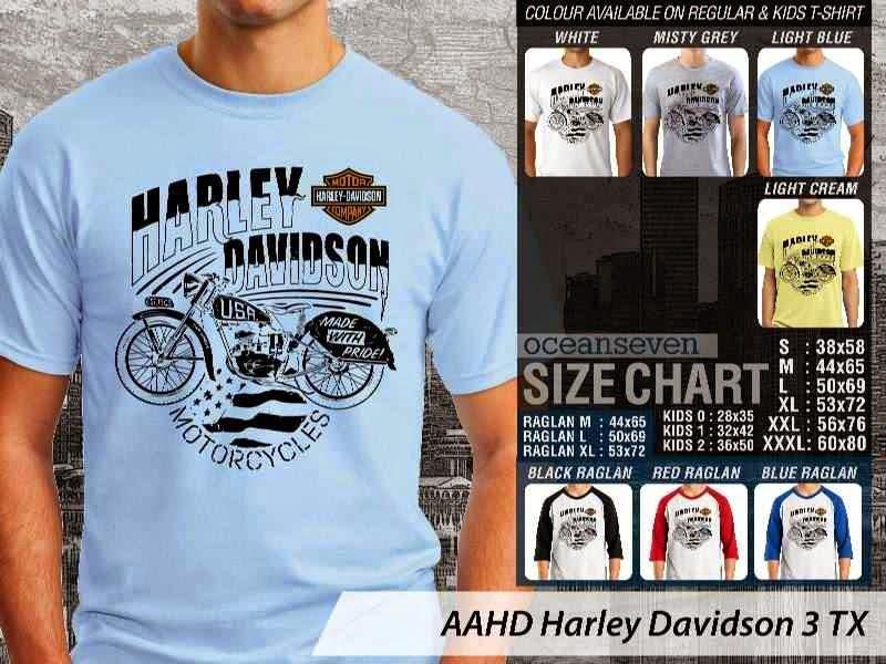 jual kaos harley davidson Motor 3