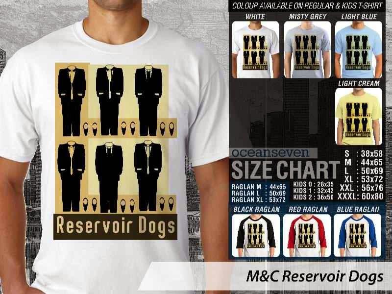 KAOS film Movie Reservoir Dogs Film Cinema distro ocean seven