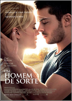 Download Um Homem de Sorte   Dublado (The Lucky One)