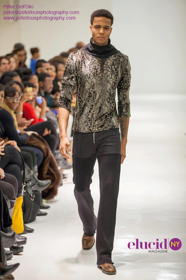 Ray Vincente at Small Boutique Fashion Week [men's fashion]
