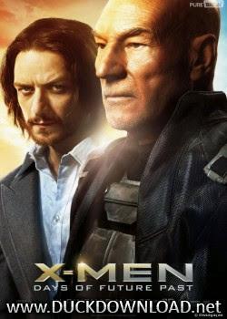 Baixar Filme X-Men - Dias De Um Futuro Esquecido DVD-R