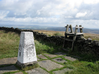 Shining Tor Summit