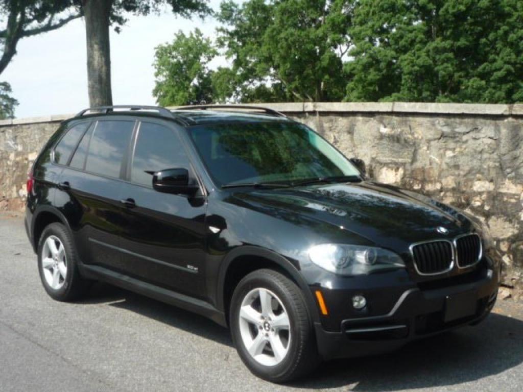 Bmw automobiles bmw x5 2007 black