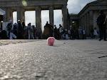 Das Haekelschwein am Brandenburger Tor