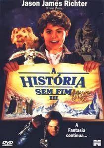 A História Sem Fim 3 – DVDRip AVI Dublado