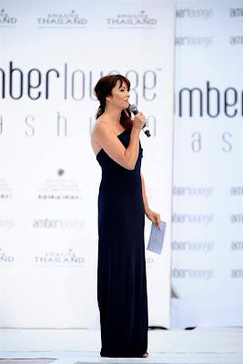 Сьюзи Перри на Amber Lounge Fashion Show на Гран-при Монако 2013