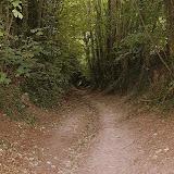 Footpath to Carisbrooke Castle - Carisbrooke, United Kingdom