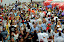 KYIV-VYSHGOROD-UKRAINE July 21, 2012-Race stopped of the UIM F1 H2O Grand Prix of Ukraine.