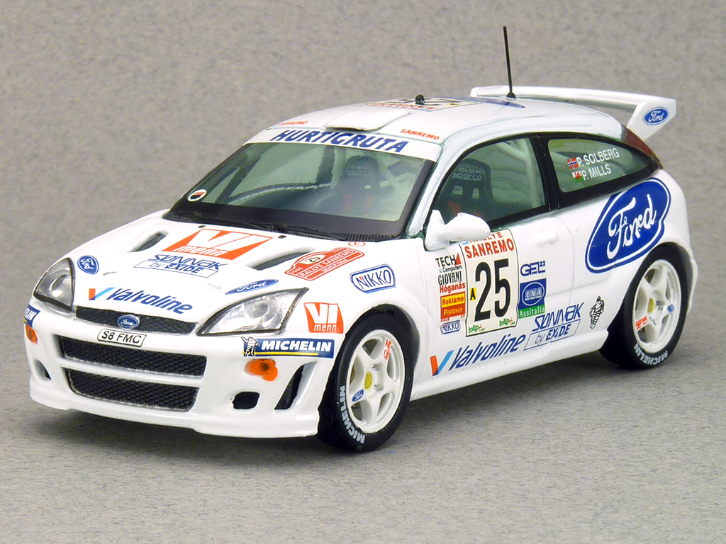 ford focus rally car 1999. Black Bedroom Furniture Sets. Home Design Ideas