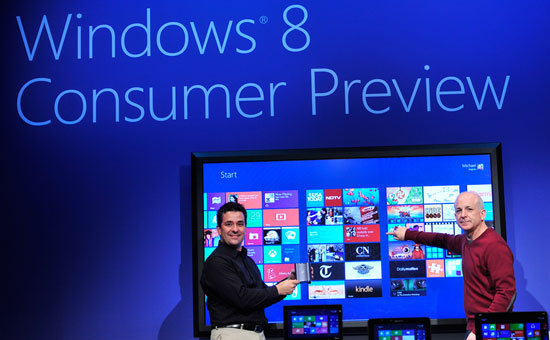 Windows 8 Consumer Review Download