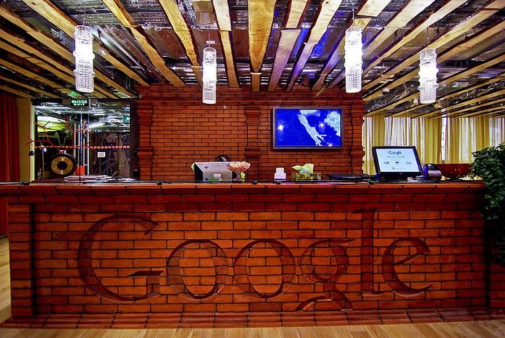 google büro design
