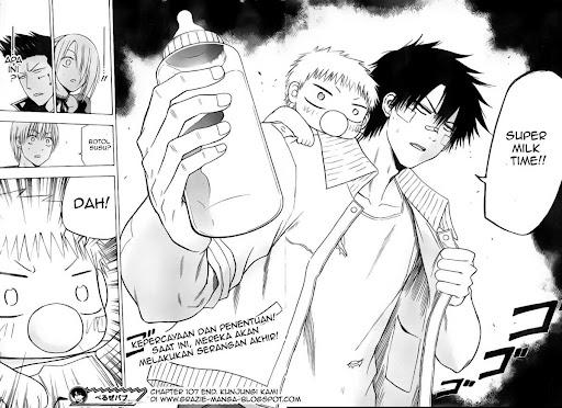 Download beelzebub 107 manga online 18