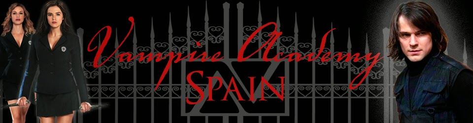 Vampire Academy Spain