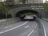 本來還擔心無法走到黃金海岸,原來有隧道可以穿過屯門公路。