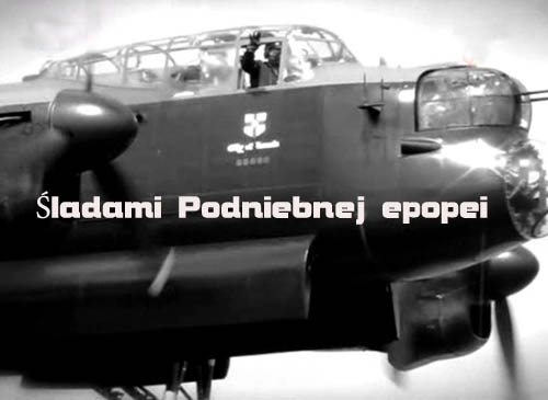 ¶ladami Podniebnej epopei (2010) PL.TVRip.XviD / Lektor PL
