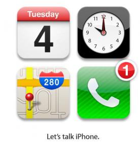 Apple invitation 4-10-2011