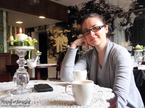 Kasia Marczewska Ruszaj w Drogę