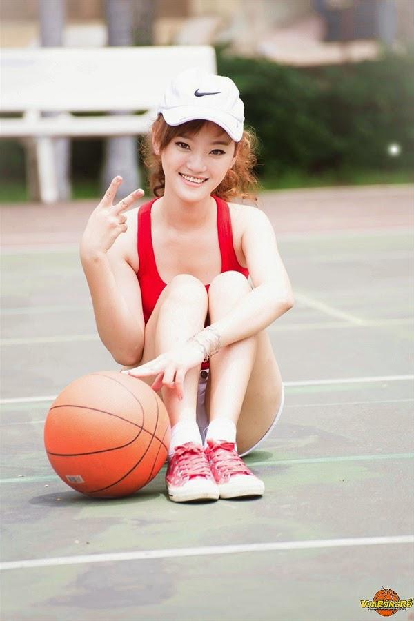 """Miss Bóng Rổ 2013 lộ diện 7 gương mặt """"thiên thần"""" 13"""