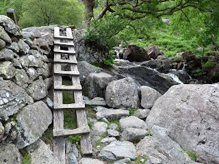 Ladder stile!!