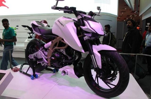 Motor Sport TVS Draken Segera Diproduksi