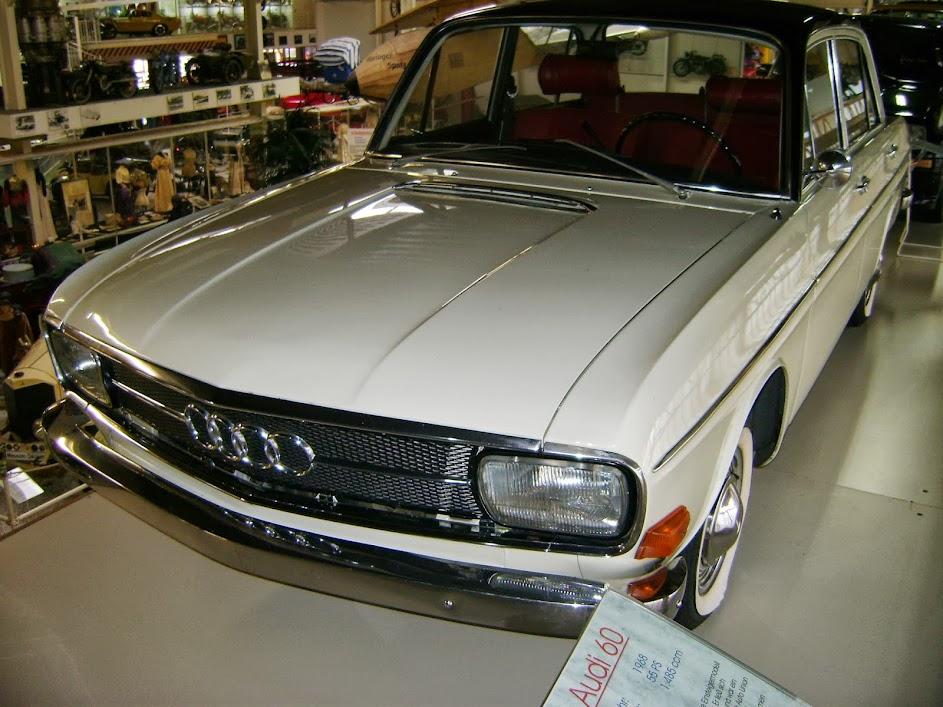 Audi 60, ja sowas gabs