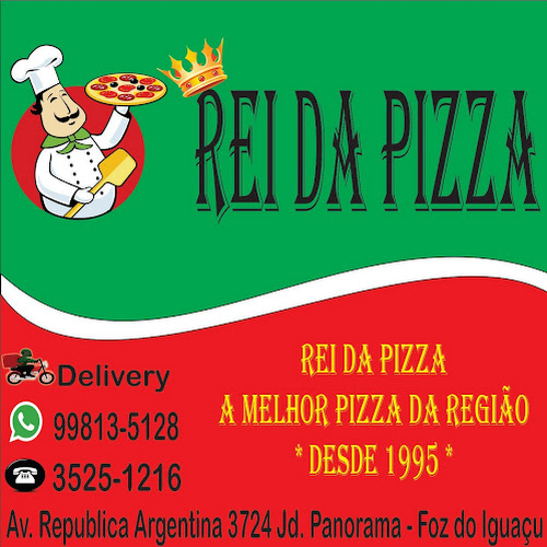 Rei da Pizza images, pictures