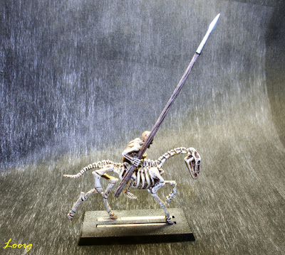 Caballería de esqueletos del Skeleton Army