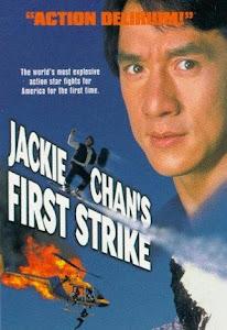 Câu Chuyện Cảnh Sát 4 - Police Story 4: Jackie Chan's First Strike poster