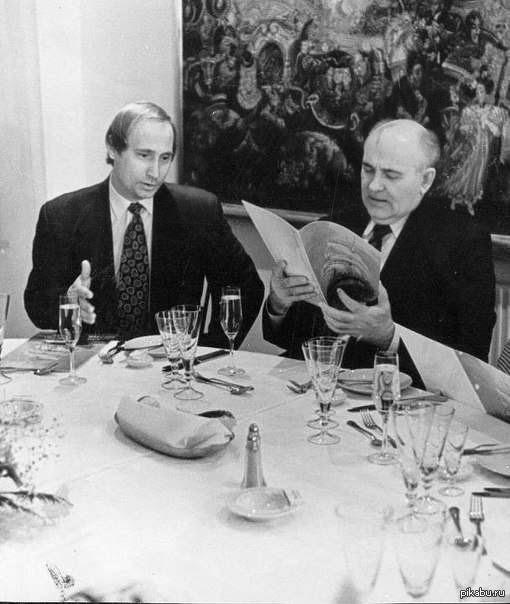 Путин начинает считать себя Богом, - Горбачев - Цензор.НЕТ 8548