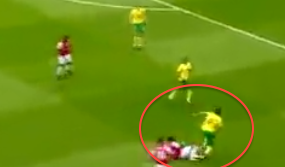 Screen+Shot+2012 05 05+at+6.33.44+PM Shocker: Bacary Sagna is ruled out of Euro 2012 after breaking his leg (Arsenal   Norwich)
