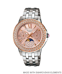 Casio Sheen : SHE-3506SG