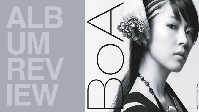 Album review: BoA - BoA | Random J Pop