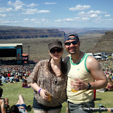 Sasquatch Festival At The Gorge