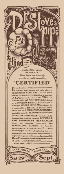 dr stovepipe poster