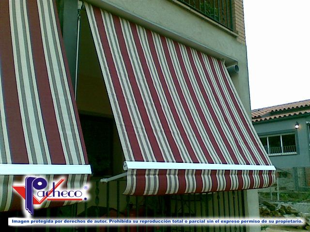 Que toldos poner para balcones en alcoy alicante for Precio toldos balcon