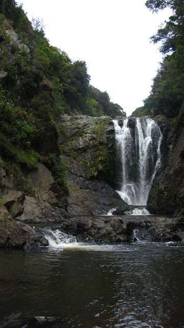 One final NZ waterfall!