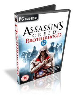 2012 Le jeu d'action Assassin's Creed : Brotherhood sur PC permet