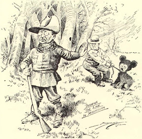 The birth of the Teddy Bear and the Early Bear Years