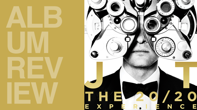 Album review: Justin Timberlake - The 20 / 20 experience | Random J pop