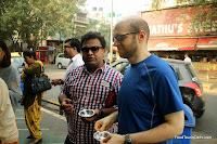 Food tours in New Delhi, India